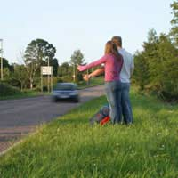 Hitch Hiking Tips Hitch-hiking Advice